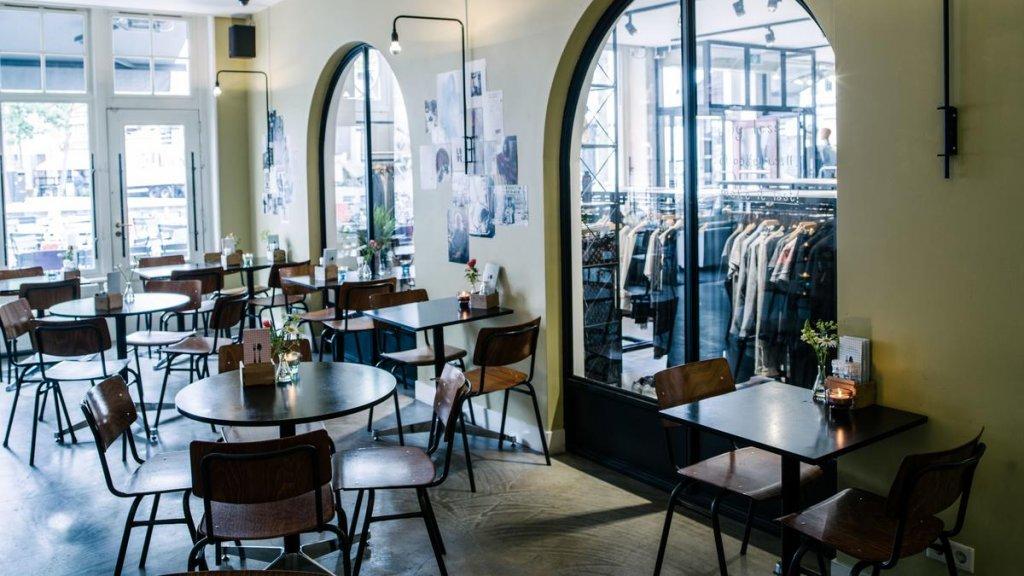 Concept store Daen's