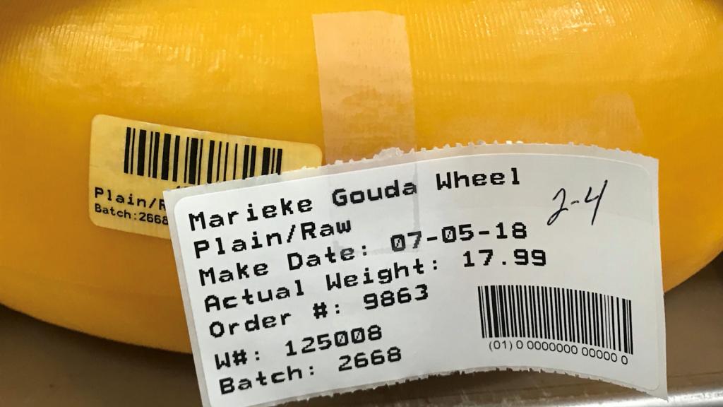 Gouda wordt in Amerika uitgesproken als GOE-dah.