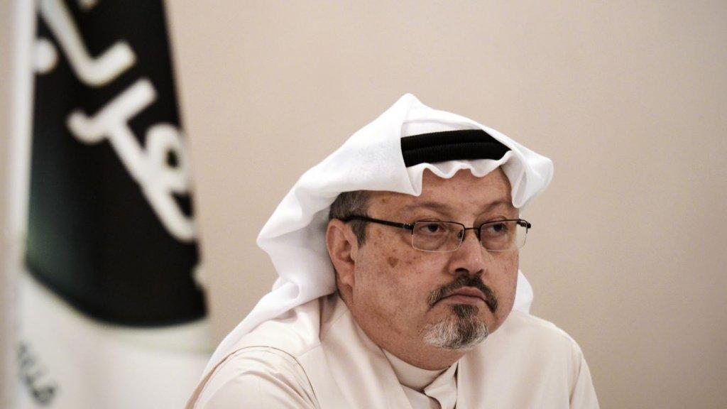 'Laatste woorden van Khashoggi: Ik kan niet ademen'