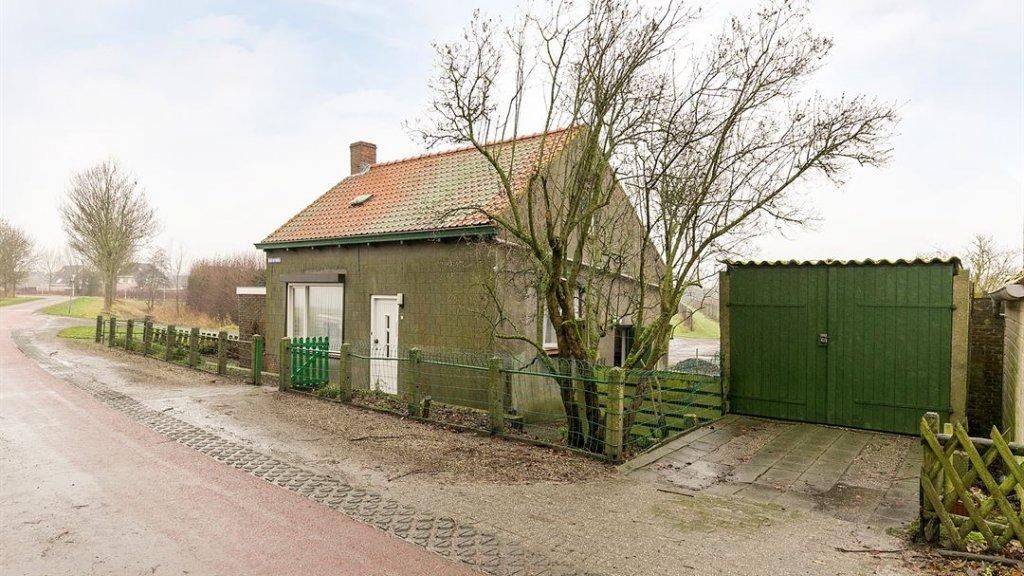 Het goedkoopste woonhuis van Nederland.
