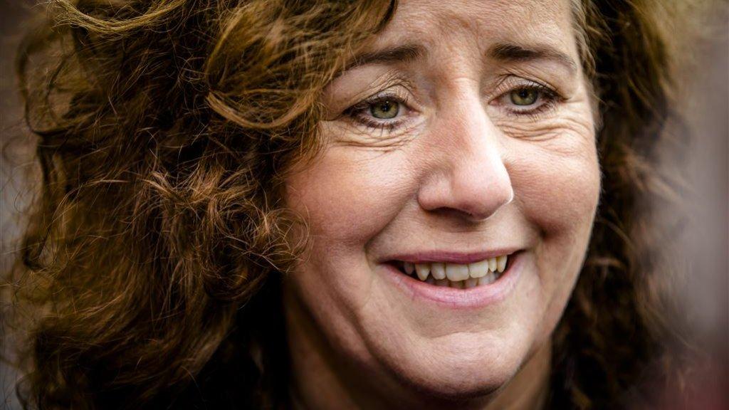 Ingrid van Engelshoven (D66), minister van Onderwijs, Cultuur en Wetenschap.