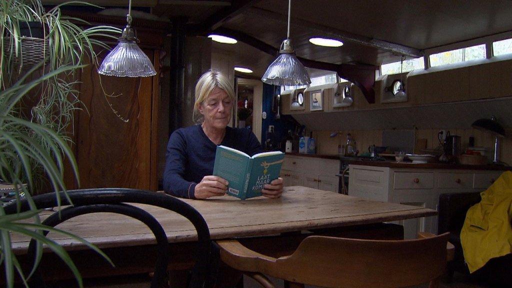 Kim vindt het vooral belangrijk om de boodschap van het boek over te brengen.
