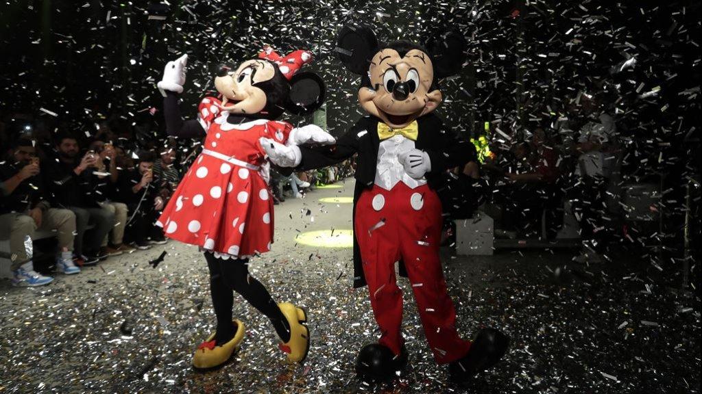 Amsterdam Viert Verjaardag Mickey Mouse Met Expositie Rtl Nieuws