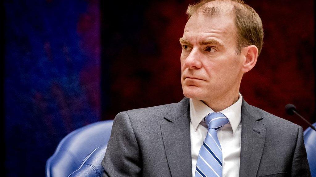 Menno Snel, staatssecretaris van Financiën.