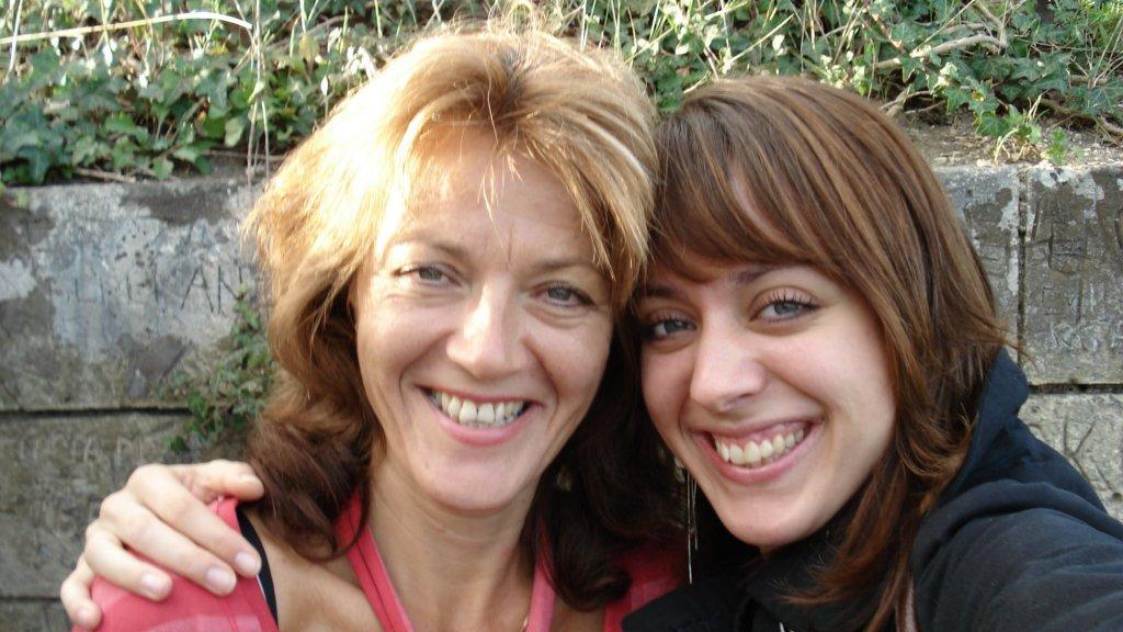 Wanda en Nadine.
