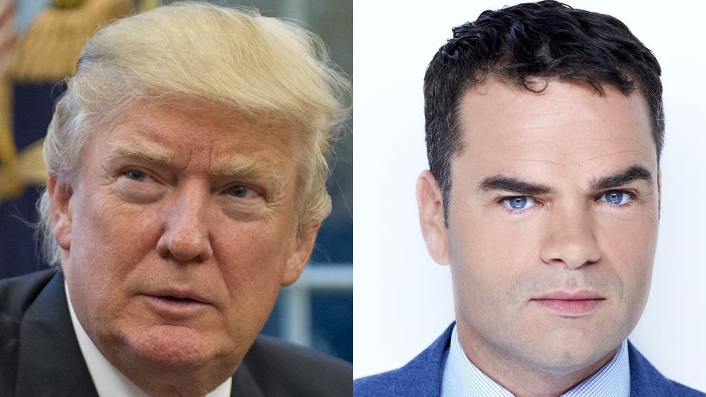 Volgens Mouthaan draait het voor de Democraten vooral om het beschadigen van Trump
