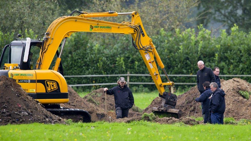In 2010 werd er ook al naar het lichaam van Willeke Dost gezocht.
