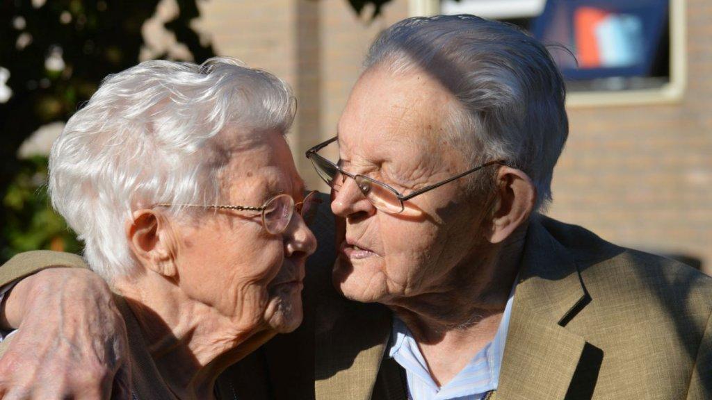 Huwelijksrecord: Aaltje en Arend zijn 80 jaar en 288 dagen getrouwd