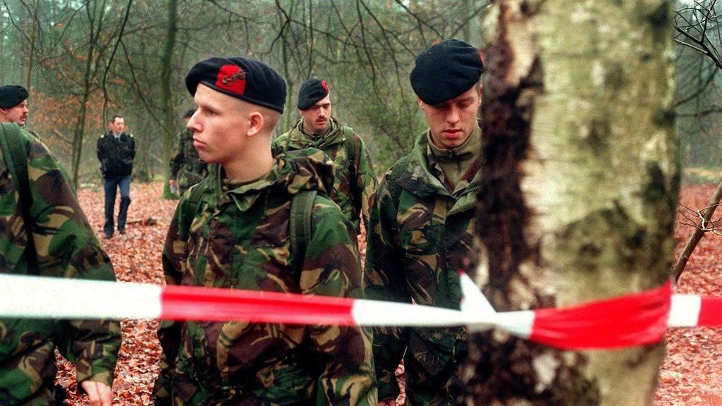Na Sybine's vermissing in januari 1999 werd er met man en macht naar haar gezocht