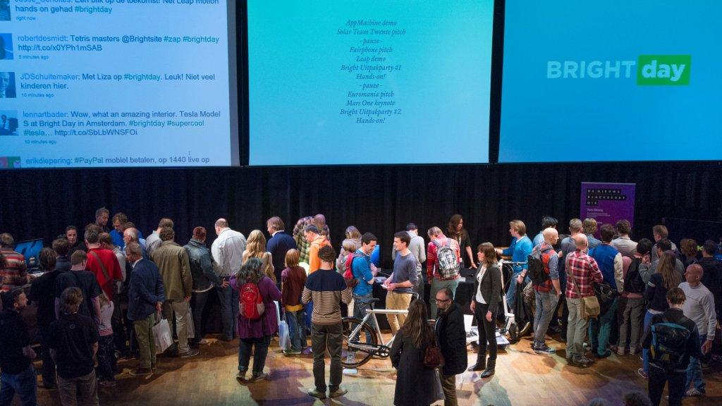 Bright Day, het techfestival van Nederland