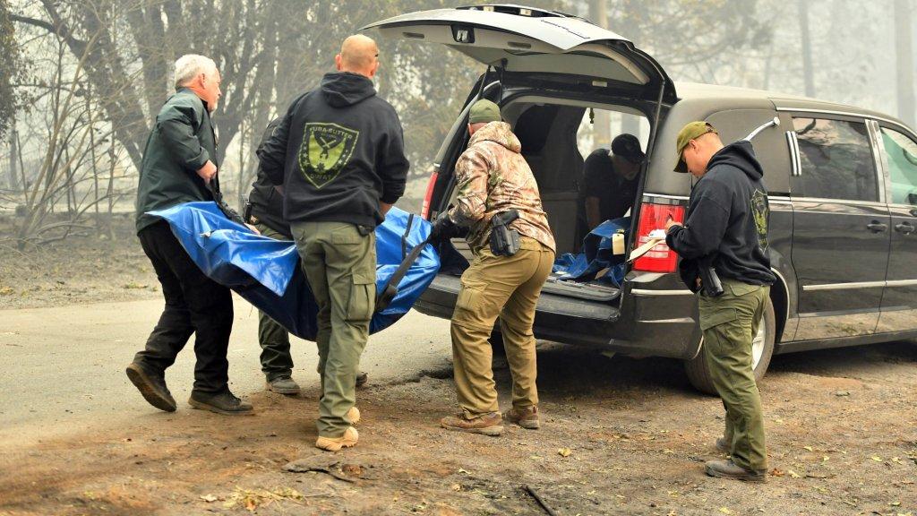 Dodental bosbrand Californië loopt op naar 48