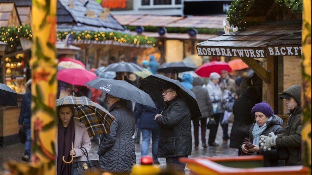 Extra Beveiliging Bij Duitse Kerstmarkten Rtl Nieuws