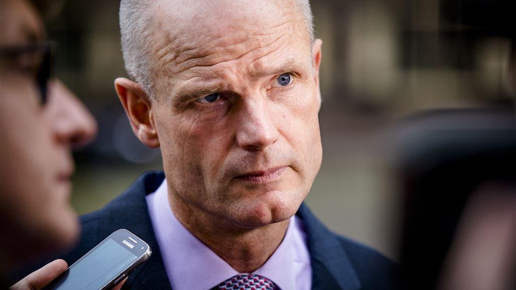 Minister Stef Blok van Buitenlandse Zaken.