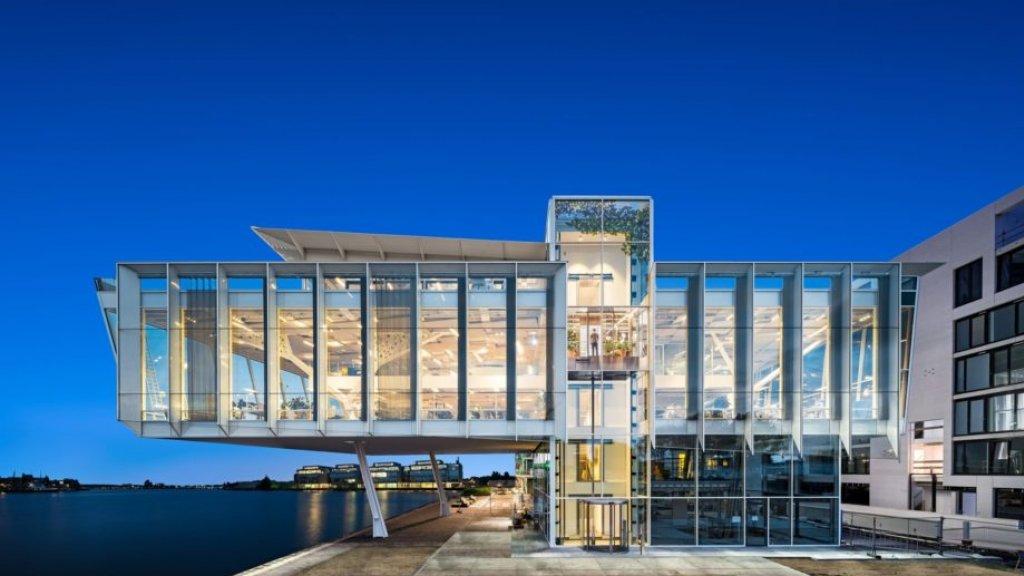 De buitenkant is ontworpen door Rijk Rietveld van Rietveld Architects.
