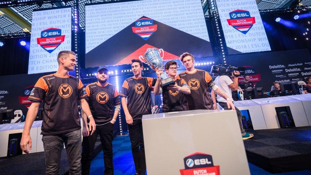 Team mCon esports won bij CS:GO