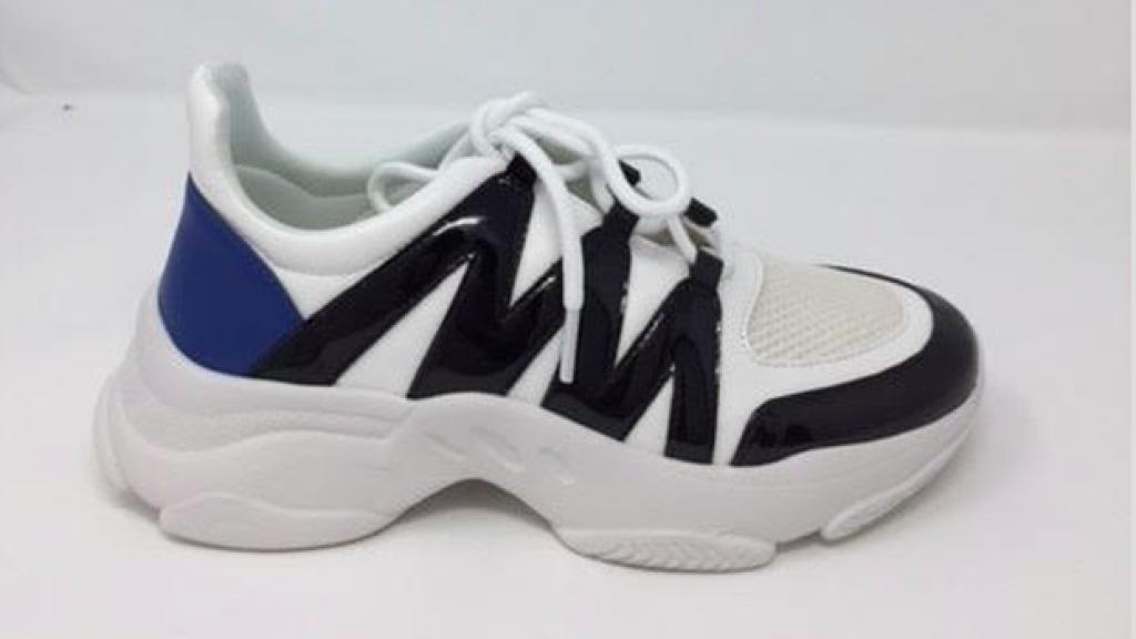 Normaal kost deze schoen 30 euro, nu ruim 565 euro.