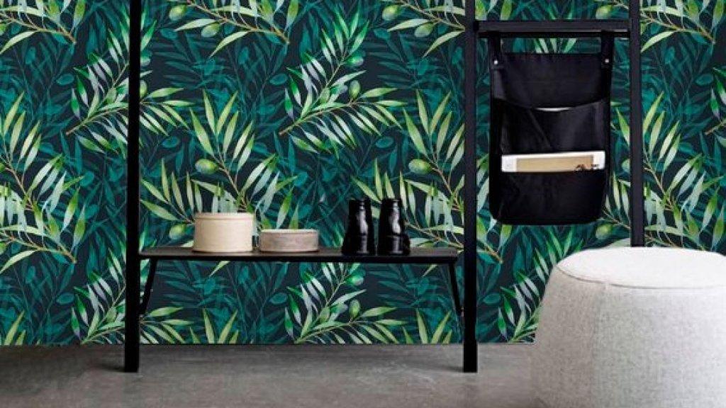 Behang Met Afbeelding.Natuur Op Je Muur 5 X Botanisch Behang Rtl Nieuws