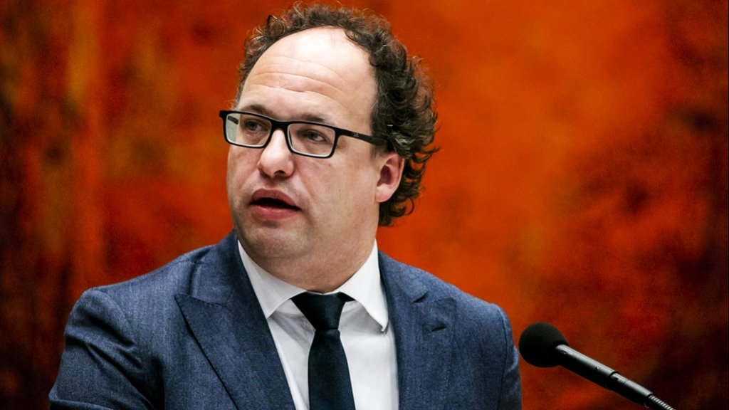 Minister Wouter Koolmees van Sociale Zaken en Werkgelegenheid.