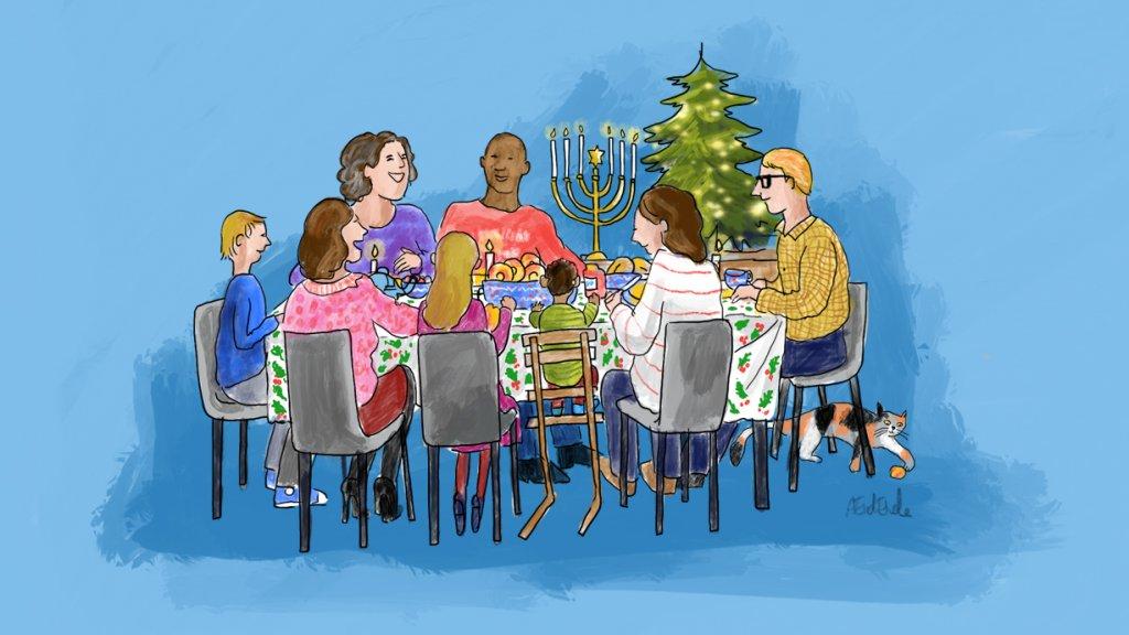 Heksenfeest Of Chanoeka Kerst Zonder Ballen Rtl Nieuws