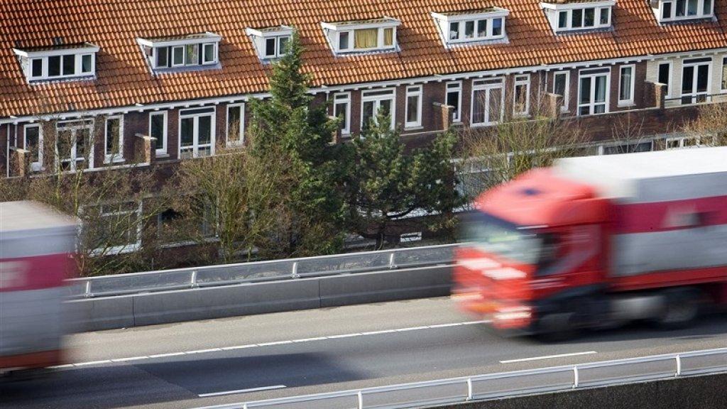 Waar Ligt Huizen : Huizen dicht bij snelweg meest geliefd onder inbrekers rtl nieuws