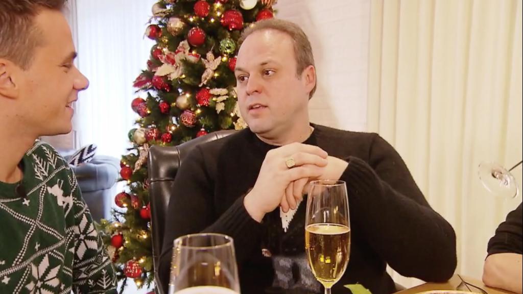 Frans Bauer Mist Zijn Vader Extra Hard Tijdens Kerst Rtl Nieuws