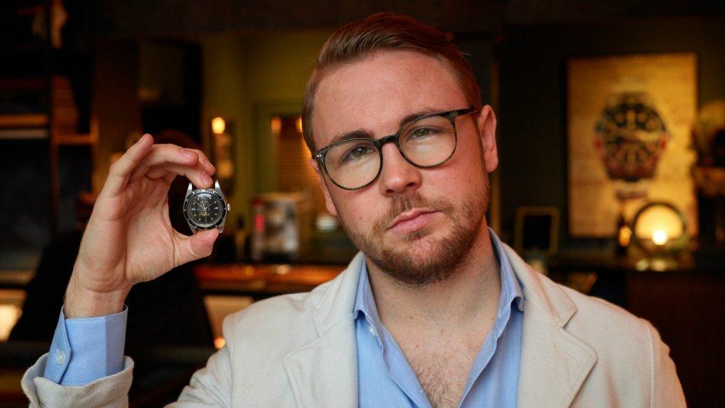"""Jasper verdient Miljoenen met vintage horloges! Laat z'n huis zien """"Ik werd opgewacht na een filmpje"""""""