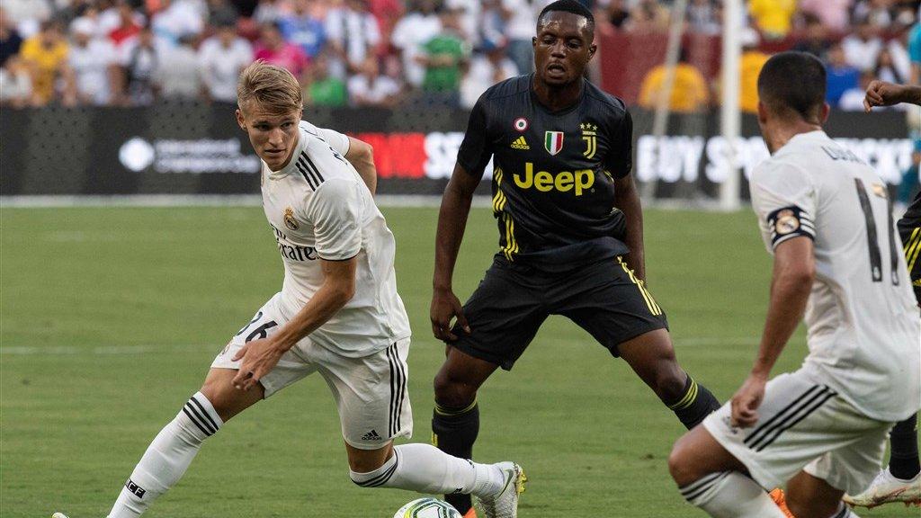 Leandro Fernandes (Juventus) debuteerde op 14 oktober 2016 voor Jong-PSV