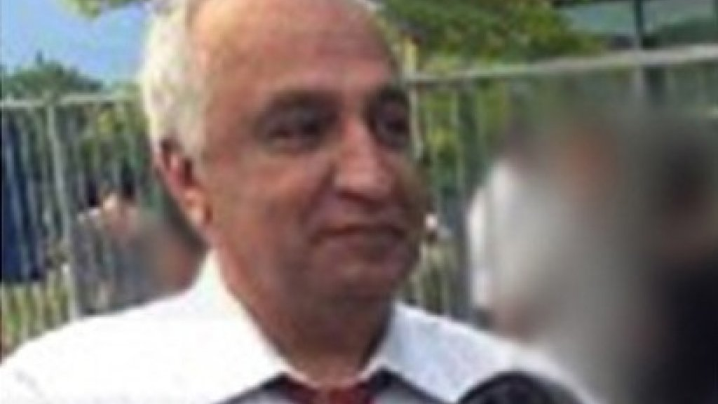 De geliquideerde elektricien 'Ali', in werkelijkheid heette hij Mohammad Samadi.