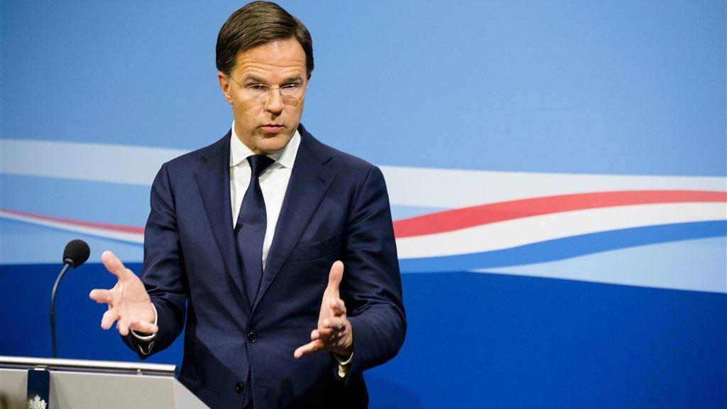 Politiek Verontwaardigd Over 'stoere Taal' Rutte: 'Maar