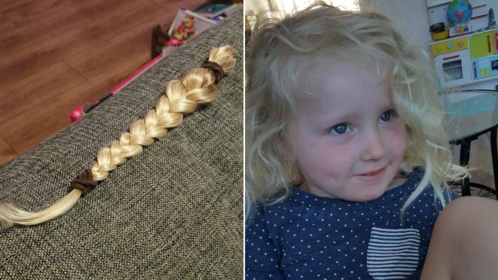 Anna Roza (3) is de jongste Nederlandse haardonor ooit: 'Bijzonder dat ze dit doet'