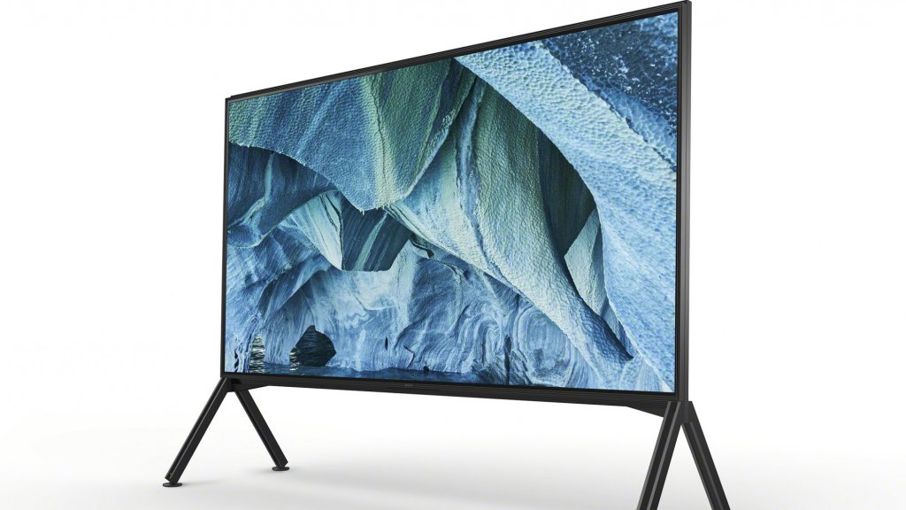 Sony ZG9-tv