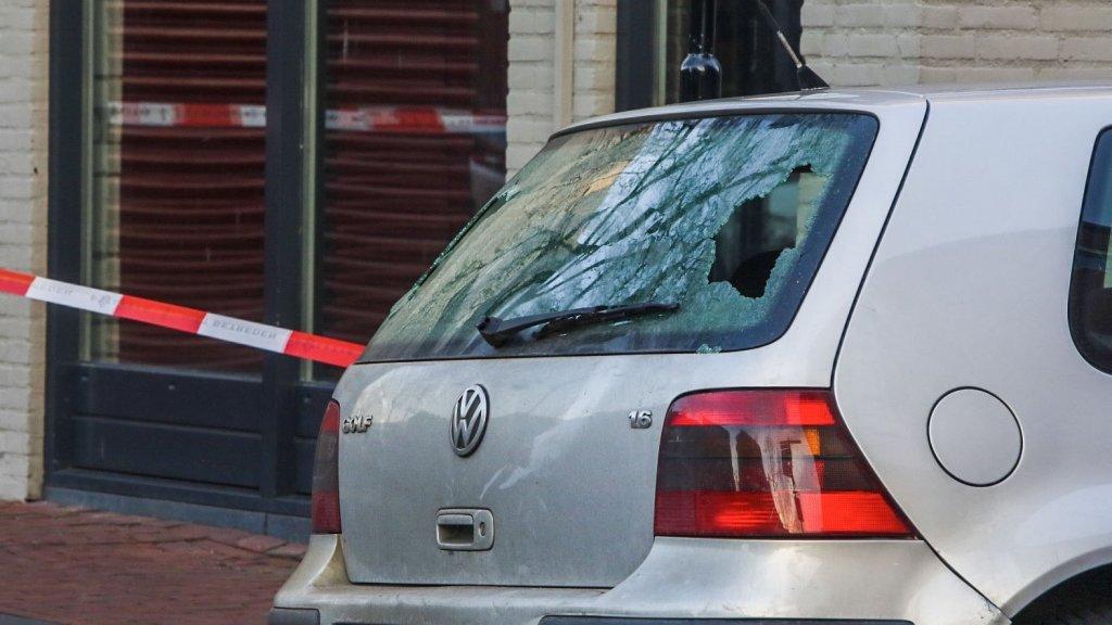 Peuter en meisje (15) gewond door rondvliegende kogels in Helmond