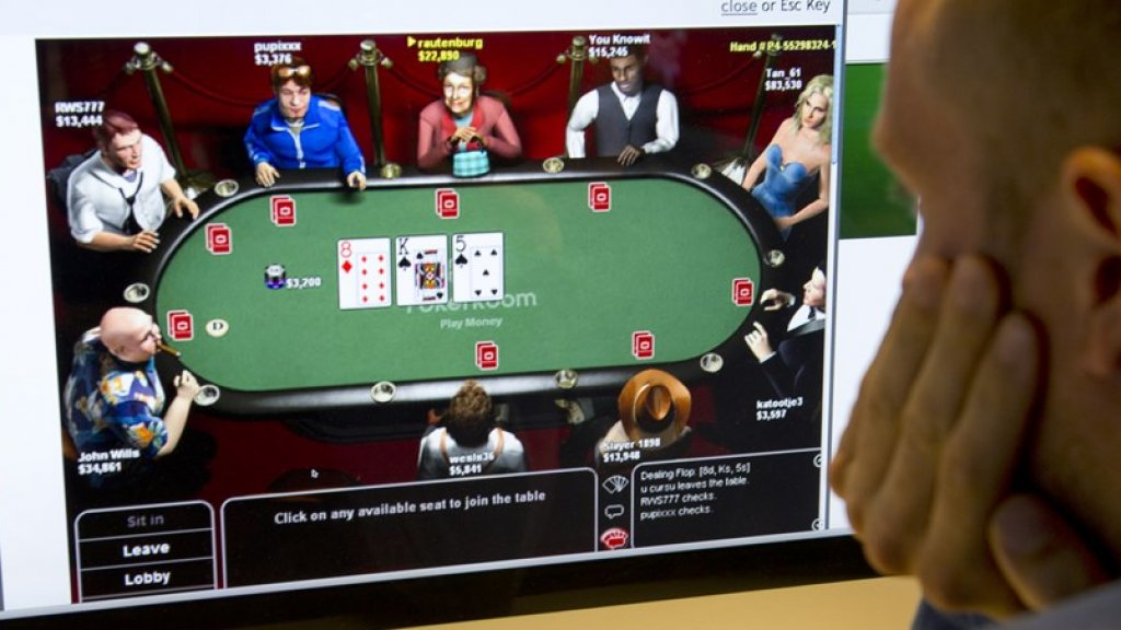 1,8 miljoen Nederlanders gokken online