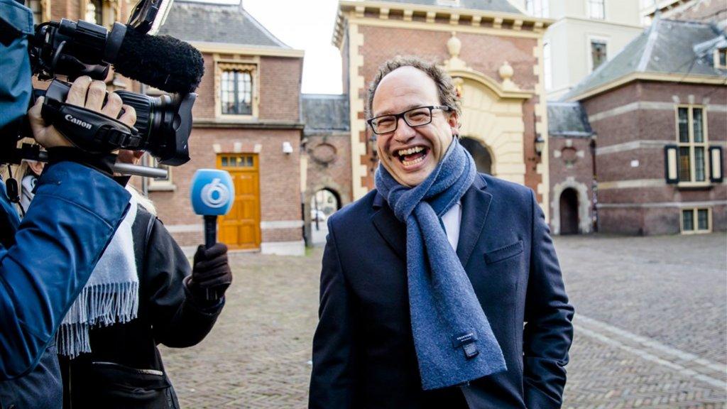 Minister Wouter Koolmees (D66) van Sociale Zaken en Werkgelegenheid.