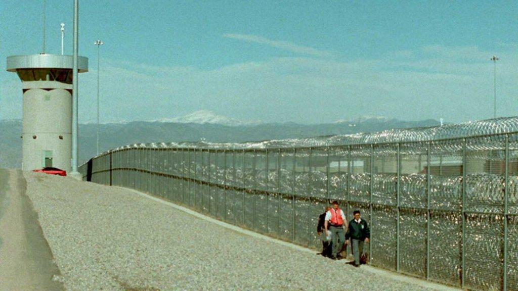 De gevangenis in Florence vlak na de opening in 2015.