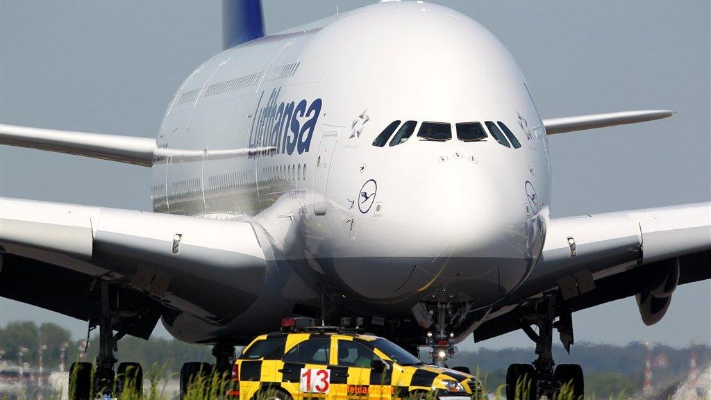 Het widebody-vliegtuig heeft twee verdiepingen, nog los van het vrachtruim.