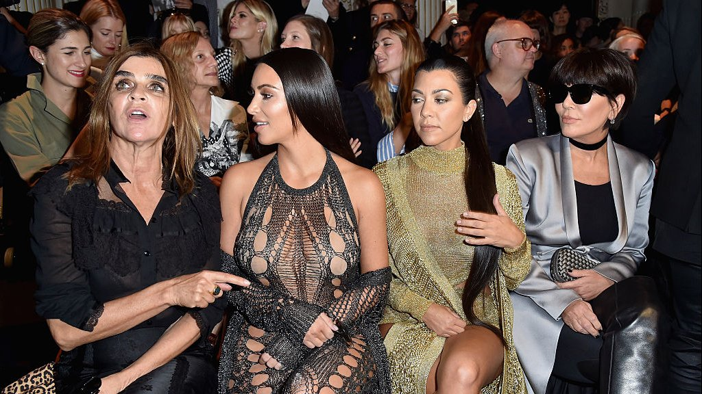 De Kardashian/Jennertjes zijn natuurlijk present
