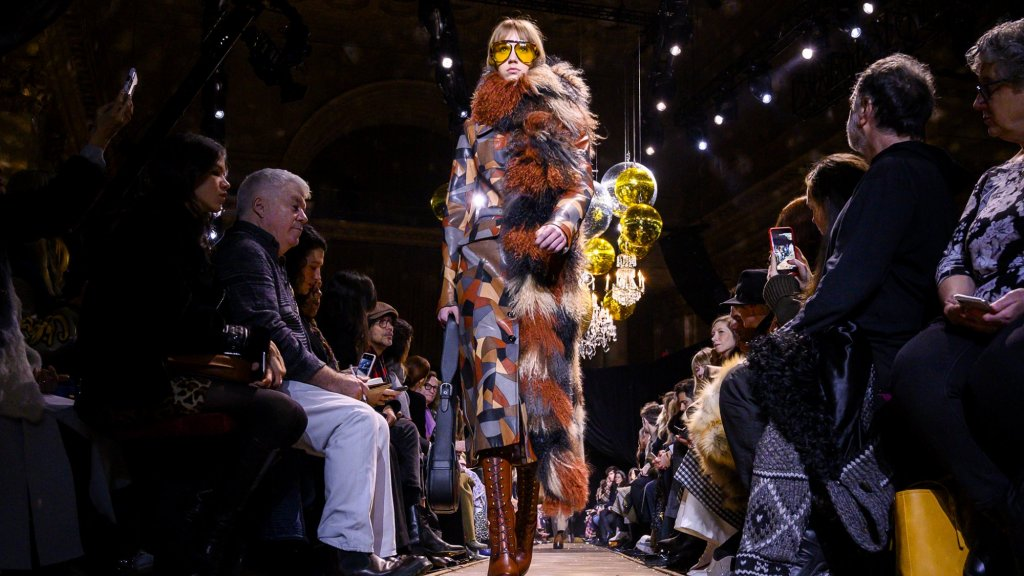 Wie Dráágt Dat Nou Fashion Week For Dummies Rtl Nieuws