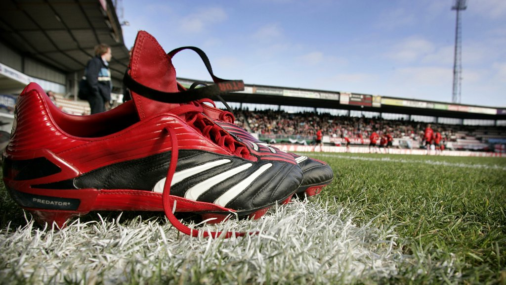 adidas voetbalschoenen samenstellen