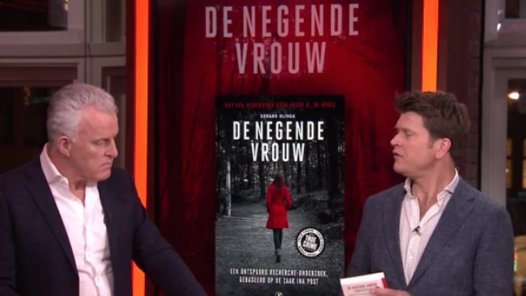 Peter R. over fenomenale thriller 'De negende vrouw'