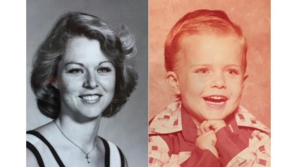 Rhonda Wicht (24) en haar zoontje Donald (4) werden in 1978 vermoord.