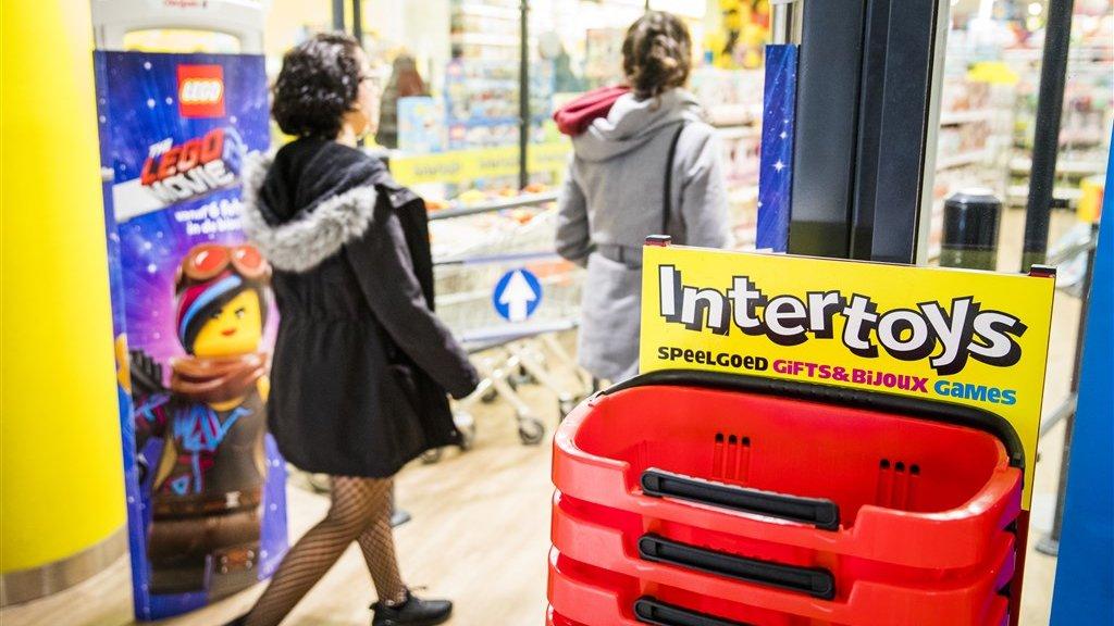 Green Swan zou 100 van de 186 failliete winkels van Intertoys willen overnemen