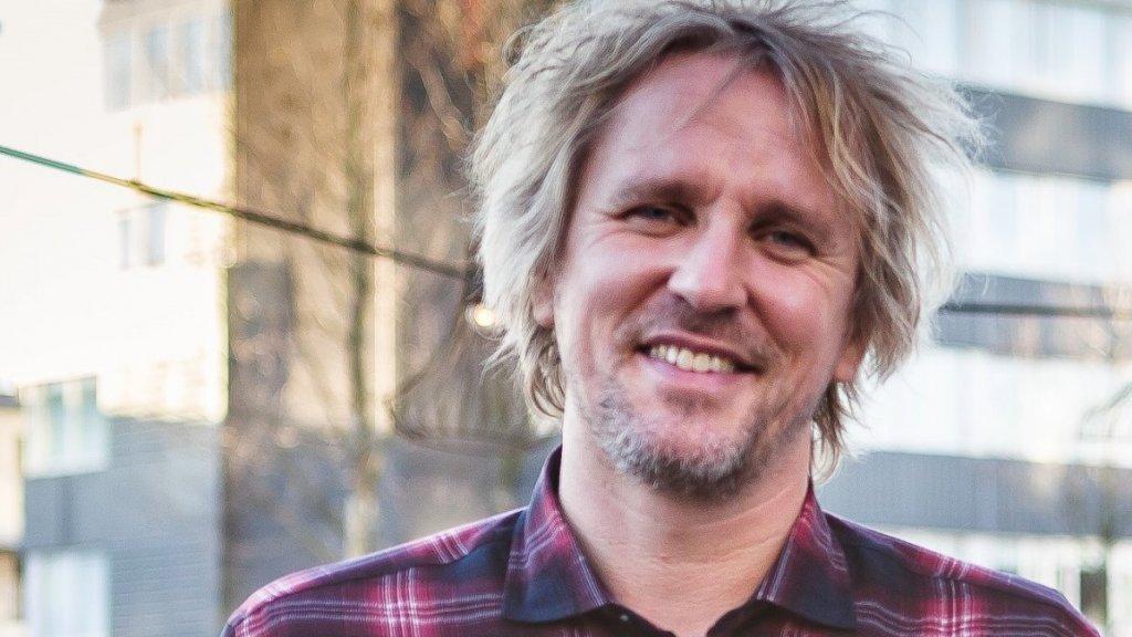 Geertjan Lassche bedacht en regisseert het programma 'Break free'.