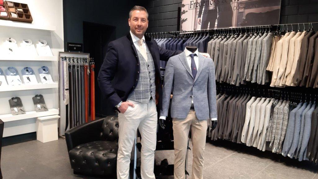 Volgens Christiaan Sijnen is de pantalon niet meer heilig.