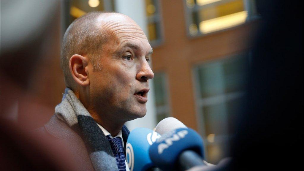 ChristenUnie-leider Gert-Jan Segers