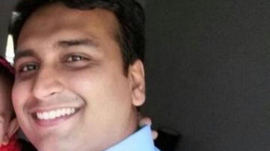 Farhaj Ahsan overleed tijdens de aanslag.