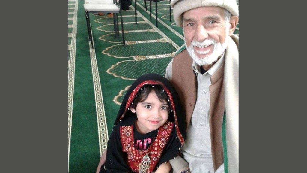 De 71-jarige Daoud Nabi stierf tijdens het bloedbad in Christchurch.