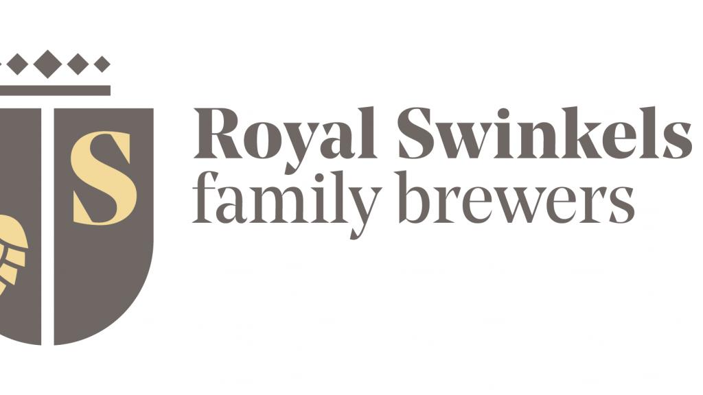 Het kersverse logo van Swinkels.
