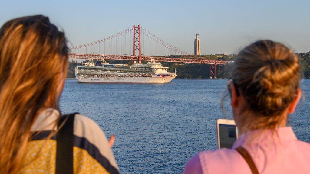In heel Europa groeit de vraag naar cruisevakanties.