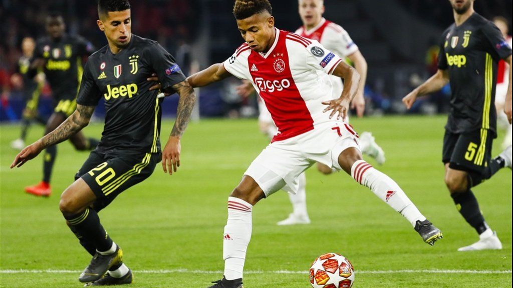 Ajax Juventus Twitter: Liveblog: Ajax Jaagt Op Tweede Goal In Spannende Tweede